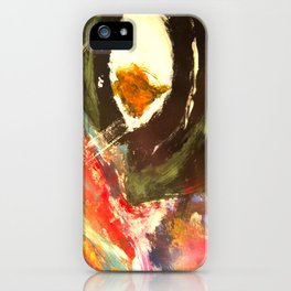 Bomb Suit Visions iPhone Case