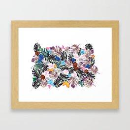 DALILA print Framed Art Print