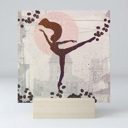 Time For Some Magic & Coffee Art Print Mini Art Print