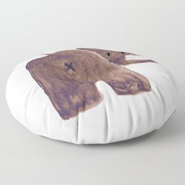 Elephant's butt Floor Pillow