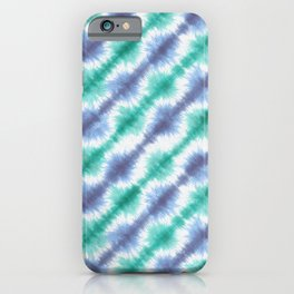 Dyed Washi Paper <rock blue> iPhone Case