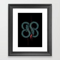 Eighty 8 Framed Art Print