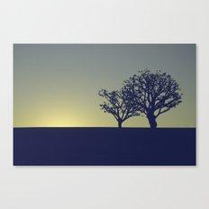 01 - Landscape Canvas Print