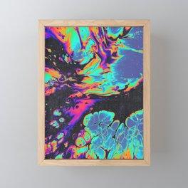 LOST PARADISES Framed Mini Art Print