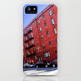New York City Buildings NYC iPhone Case
