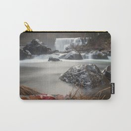 Fall at Middle Falls Carry-All Pouch