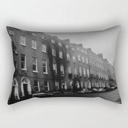 Dirty Old Town Rectangular Pillow