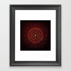 Shields 4 Framed Art Print