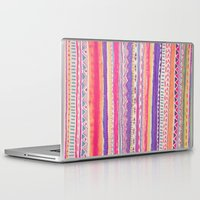 decal Laptop & iPad Skins featuring TRIBAL CRAYON / by Vasare Nar