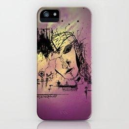 """""""Facade"""" iPhone Case"""