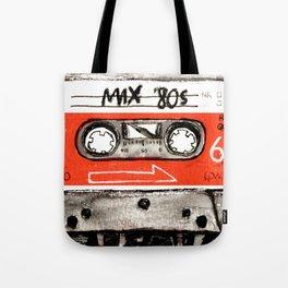 mixtape 80s Tote Bag