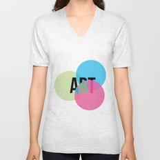 ART Unisex V-Neck