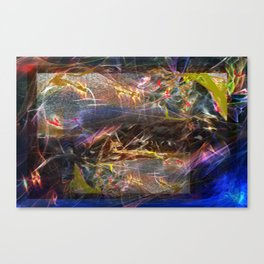 abstract ys Canvas Print
