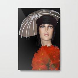 umbrella time -06- Metal Print