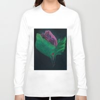 free shipping Long Sleeve T-shirts featuring Opening - free shipping by Ordiraptus