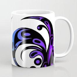 Tribal Swirl Coffee Mug
