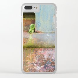 Stowaway Clear iPhone Case