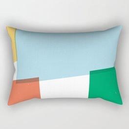 SECRET CYCLING FLAG - PANTANI Rectangular Pillow