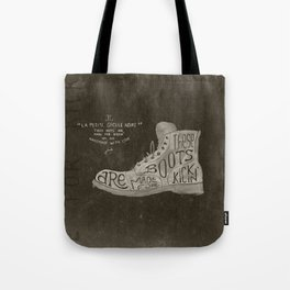 La Petite Grolle Noire Tote Bag