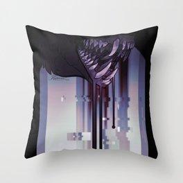 Tooth Ache Throw Pillow