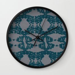 A glitch in time 4 Wall Clock