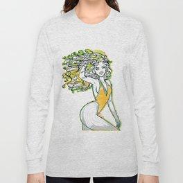 Afrolatina lemonade - 2 - sexy girl Long Sleeve T-shirt