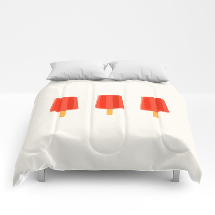 Triple Ice Lolly Comforters