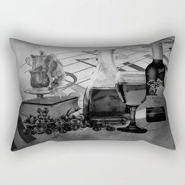 A Good Evening Rectangular Pillow
