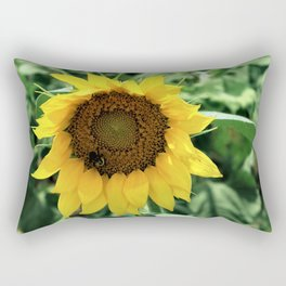 Flower No 6 Rectangular Pillow