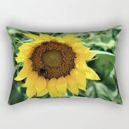 Flower No 6 Rectangular Pillow