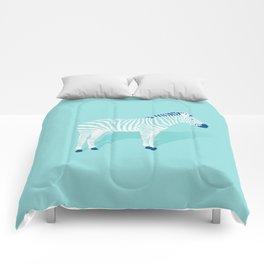 Animal Kingdom: Zebra II Comforters