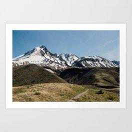 High Alpine Art Print