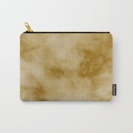 Yellow clouds Carry-All Pouch