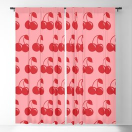 CherryPop Blackout Curtain