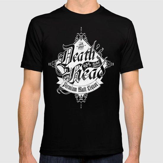 Death's Head Liquor T-shirt