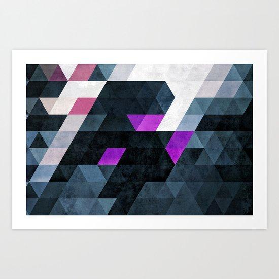 fynne Art Print