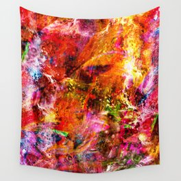 Effervescent Wall Tapestry