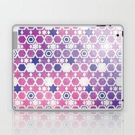 Stars Pattern #001 Laptop & iPad Skin