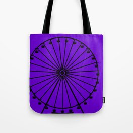 My Other Ride is the Ferris Wheel Tote Bag
