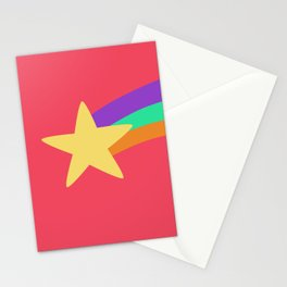 Mabel Star Stationery Cards