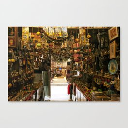 Vintage Store! Canvas Print