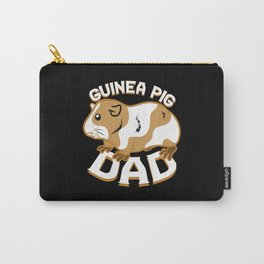 Guinea Pig Dad Carry-All Pouch