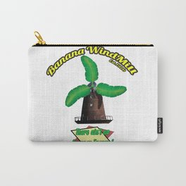 Banana Energy Co. Carry-All Pouch