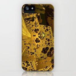 City of Golden Dust iPhone Case