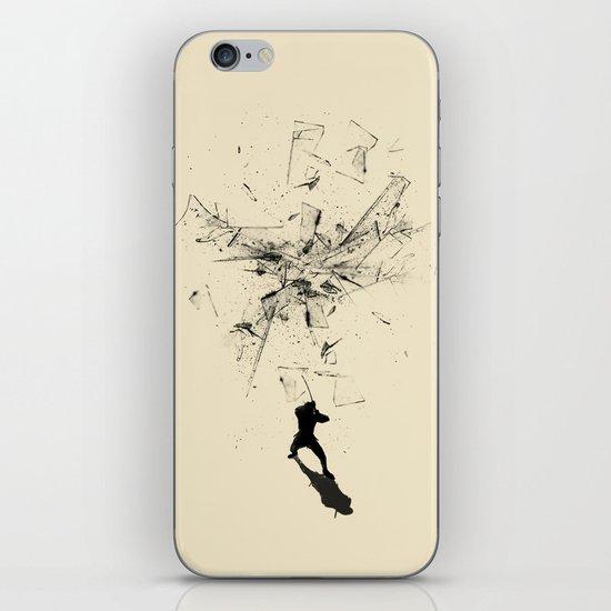 Ninja Moves iPhone Skin