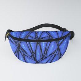 Blue diamond Fanny Pack