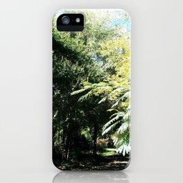 Evergreens iPhone Case