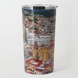 Downtown Guanajuato, Mexico Travel Mug