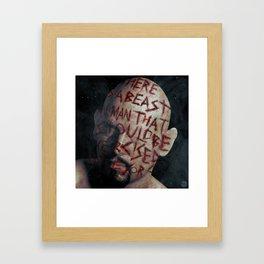 Anton LaVey Framed Art Print