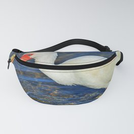 Woke Up Too Early Fanny Pack